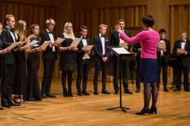 Staff and Scholars' Recital