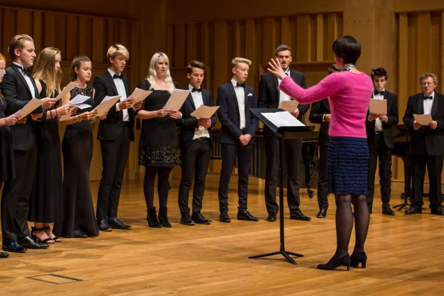 Staff and Scholars' Recital