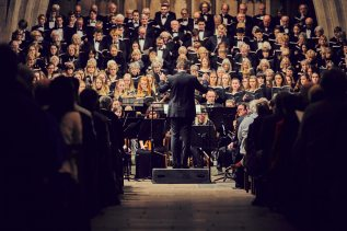239 Millfield Choral Concert at Wells Cathedral 13Mar2018