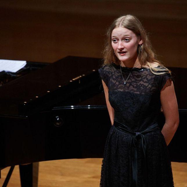 Elenice A-level recital